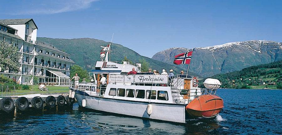 Brakanes Hotel, Ulvik, Norway - boat.jpg